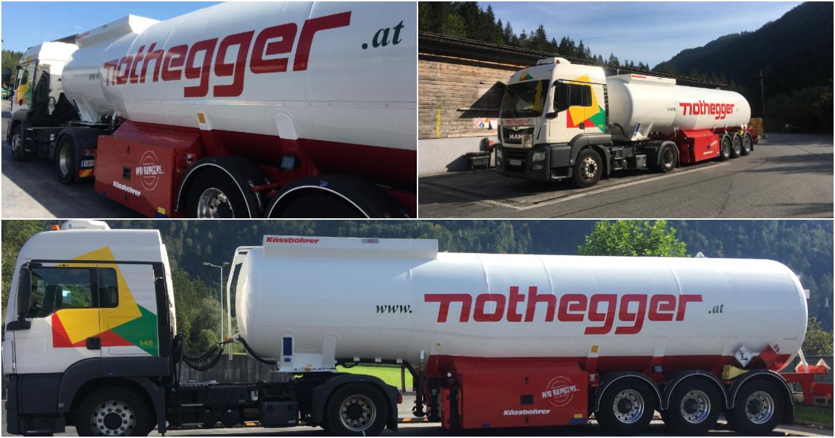 Nothegger-Tankzug