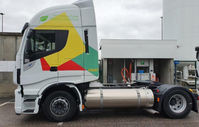 alternative antriebe und kraftstoffe Nothegger Transport Logistik